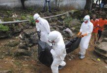 Semi controlado brote de ébola en el Congo