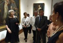 Inauguran exposición de arte sacro