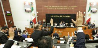 Integran comisiones de la Comisión Permanente