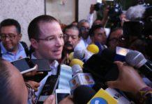 Respalda Ricardo Anaya candidatura de Toño García