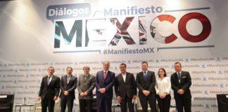 Participa El Bronco en Diálogos Manifiesto México de la Coparmex