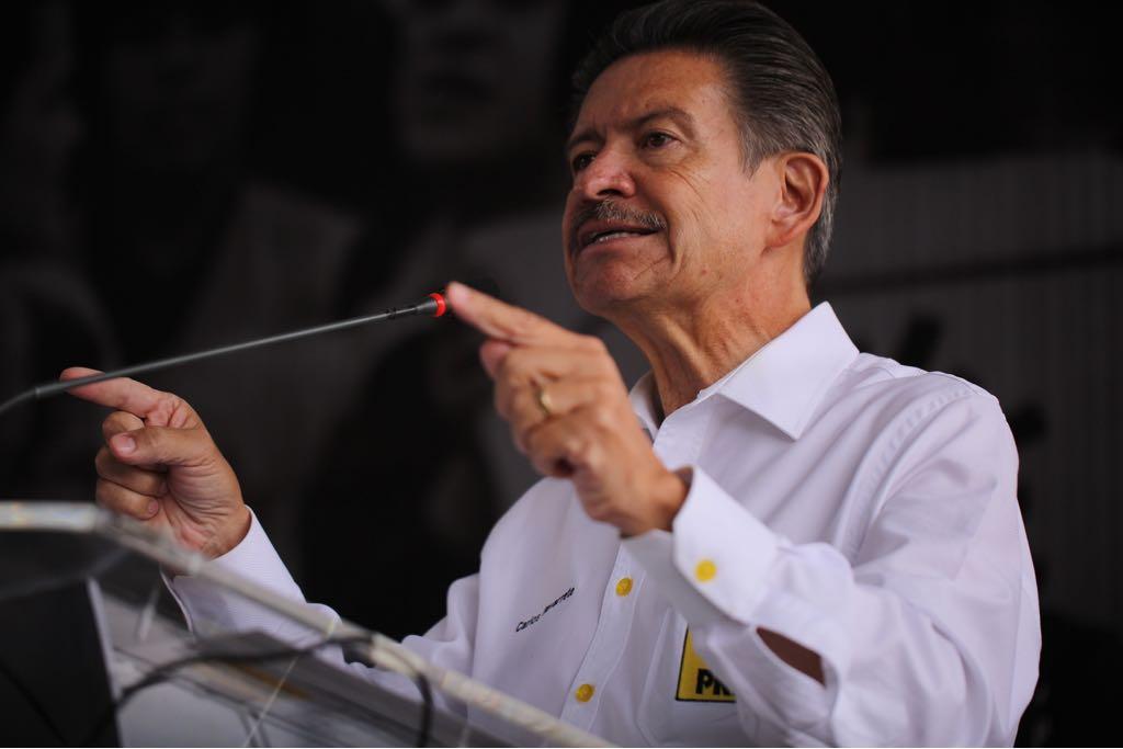 Seguimos teniendo delincuentes en nuestras filas: Carlos Navarrete