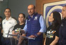 PAN desconfía de líder del PRD; urge llegada de delegado especial, dicen