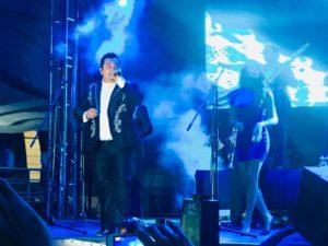 La cumbia de Los Ángeles Azules, se apodera de Michoacán.