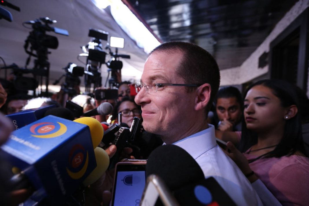 Cuando sea presidente apoyaré con todo a Michoacán: Ricardo Anaya
