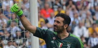 Buffon dice adiós a la Juventus entre lágrimas