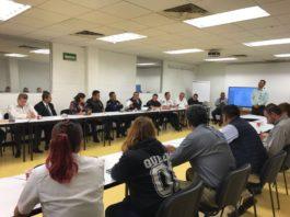 Revisa ANTAD estrategias de seguridad en Michoacán