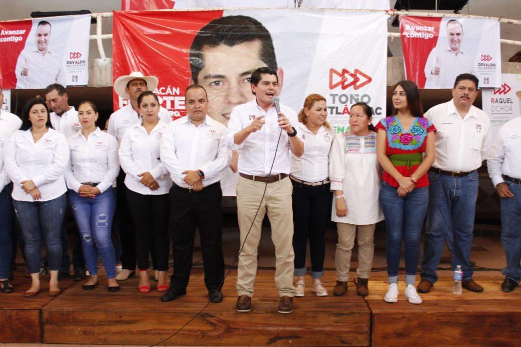 Como Senador Antonio Ixtláhuac regresará para dar respuesta a los michoacanos