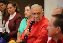 CEN del PRI buscará a Silvano tras simpatía con Meade