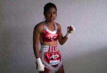 La michoacana Sol Vargas, conquista título nacional de box