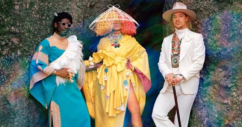 """""""LSD"""", lanza primer sencillo llamado """"Genius"""""""