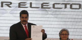 Nicolás Maduro presidente de Venezuela hasta 2025