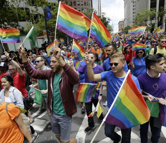 Alistan marcha del orgullo gay en CDMX