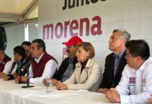 Morena y PT cerrarán campaña estatal con AMLO en Morelia
