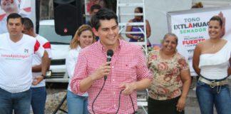 Ixtláhuac: en el municipio de Apatzingán hemos triunfado, la victoria es nuestra