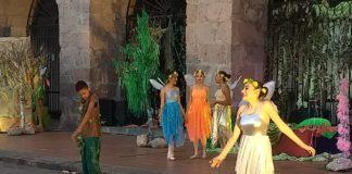 """Fantasía y amor, en la obra """"Sueños de una noche de verano"""""""