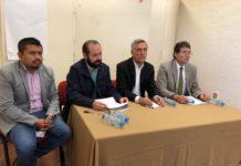 Se reúne Cristóbal Arias con integrantes del Consejo Ejecutivo del SPUM