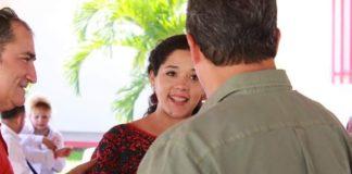 Fomentar inversión permitirá desarrollo y bienestar para las familias: Xóchitl Ruiz