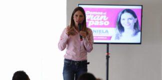 Inclusión será prioridad en mi administración: Daniela de los Santos
