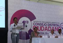 Cocoa dará voz a morelianos a través de parlamento ciudadano
