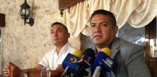 Francisco Cedillo pide a dirigente estatal de Morena, respetar su candidatura