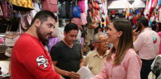 No habrá arbitrariedades en el Ayuntamiento: Daniela de los Santos