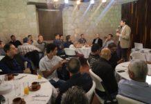Aprueba Alfonso Martínez realización de proyecto ciclista en Santa María