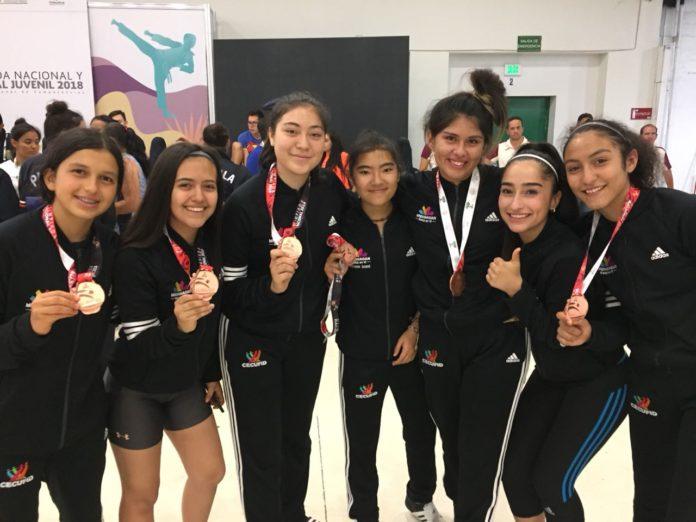 Michoacán concluye participación en Olimpiada 2018