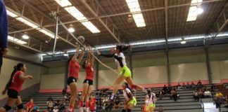 En Pátzcuaro arrancó el Festival Estatal Infantil y Juvenil de Voleibol