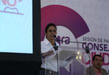 Cocoa Calderón tomó protesta al primer Consejo Ciudadano Distrital