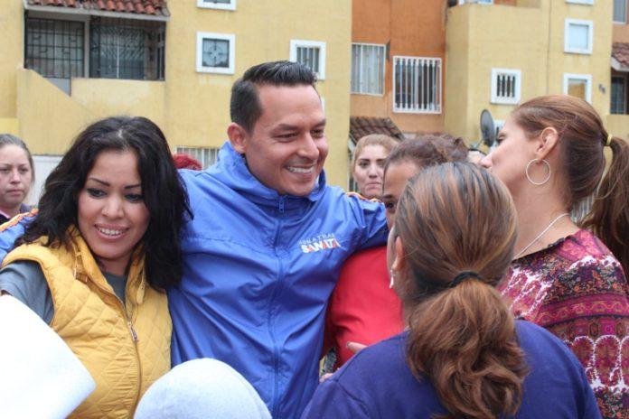 Habitantes de Villas del Pedregal respaldan proyecto de Jonathan Sanata