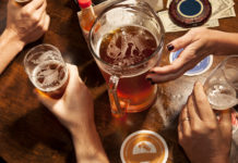 Entre más viejo más afecta el alcohol