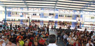 Buscamos políticos que cumplan, señalan universitarios de Morelia