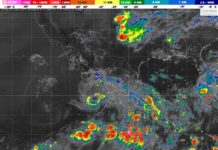 "Se degrada ""Bud"" de huracán a tormenta tropical"