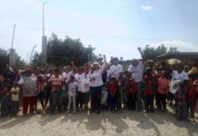 Respaldan en Zitácuro a la coalición Juntos Haremos historia