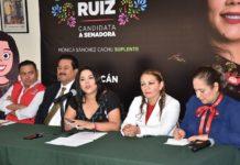 México requiere senadores propositivos: Xóchitl Ruiz