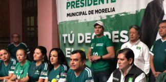 """Denuncia Constantino Ortiz hostigamiento a manos del """"partido rosa"""""""