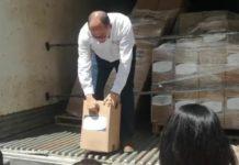 Llegan más de 3 millones de boletas electorales a Michoacán