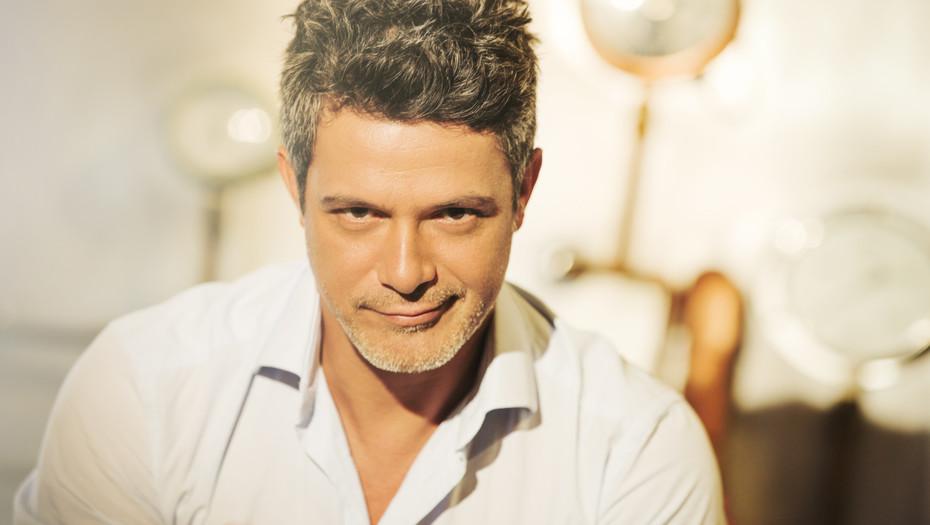 Alejandro Sanz, trabaja en su nuevo disco
