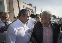 AMLO llama a votar por Raúl Morón, para garantizar la transformación de Morelia