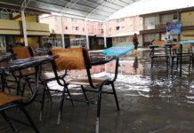 Son 200 las escuelas en riesgo por lluvias en Michoacán