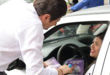 La reelección está cerca, sigamos caminando juntos: Alfonso Martínez