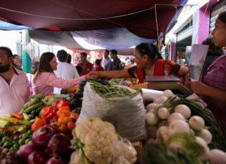Seguridad para comerciantes exige el sector: Daniela de los Santos
