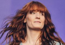 Florence and The Machine lanza nuevo sencillo