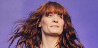Florence and The Machine lanza nuevo sencillo