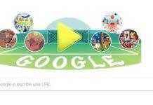 Google presenta segundo doodle del Mundial Rusia 2018