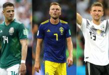 México, Alemania y Suecia lucharán por dos boletos a octavos