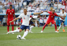 Inglaterra destroza a Panamá y avanza a octav