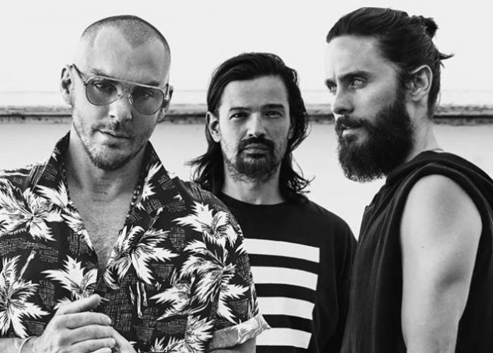 Thirty Seconds To Mars vuelve a México para The Monolith tour