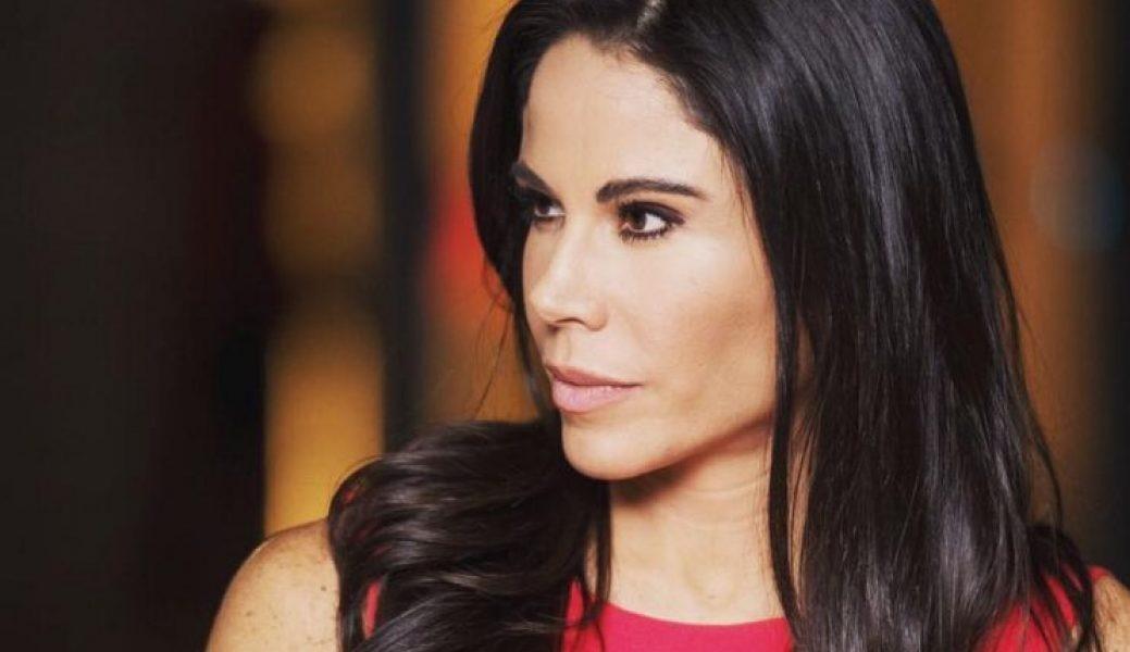 Paola Rojas habla tras el escándalo de su esposo